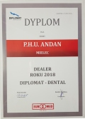DEALER ROKU DIPLOMAT-DENTAL 2018